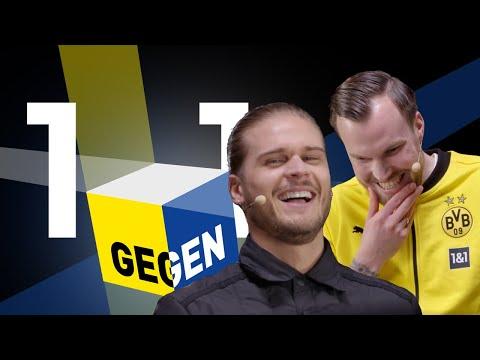 Kevin Großkreutz vs. Rurik Gislason: 1vs1 - The Game Show