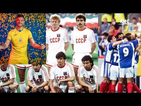 URSS, Yougoslavie... Quand la géopolitique s'invite à l'Euro