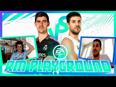 """""""I KNOW THE GOALIE VERY WELL""""   Courtois vs. Laprovittola   FIFA21 x Real Madrid"""