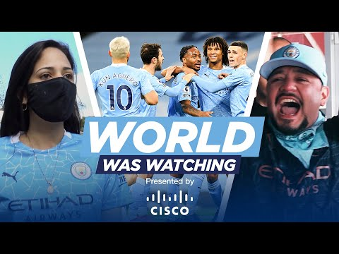THE WORLD WAS WATCHING! | PREMIER LEAGUE CHAMPIONS AGAIN! | FANS FROM AROUND THE WORLD | DOCUMENTARY