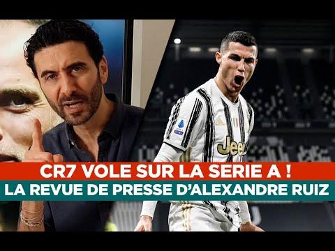 Lewandowski, Suarez, CR7… La revue de presse d'Alexandre Ruiz
