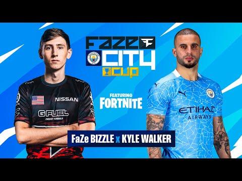 GET IN THE CAR! | Kyle Walker & FaZe Bizzle play Fortnite