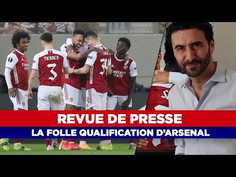 Arsenal, Lille, Zlatan... La Revue de Presse d'Alexandre Ruiz (26/02)