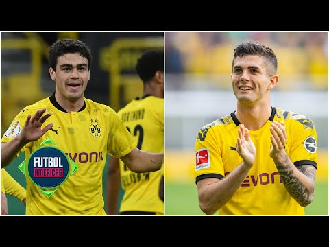 'He's only 18!' Why Gio Reyna can be BETTER for Borussia Dortmund than Christian Pulisic | ESPN FC
