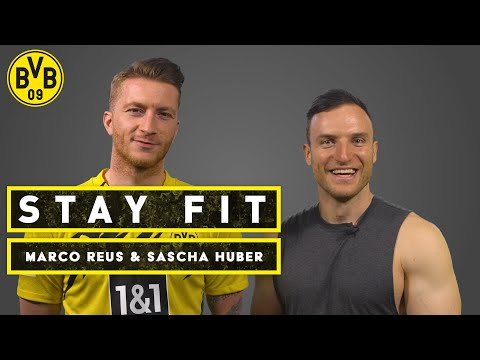Stay fit - with Marco Reus & Sascha Huber | Episode 14