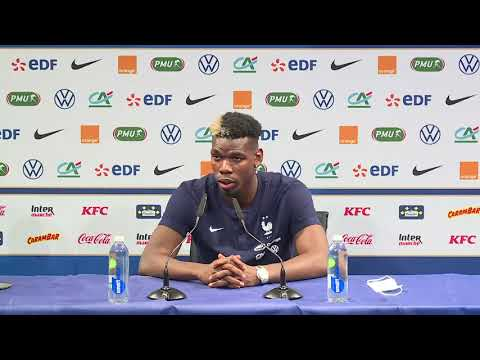 Pogba dément les tensions entre Mbappé et Giroud !