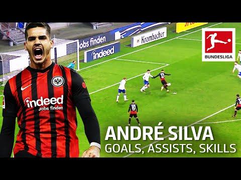 Best Of André Silva - Best Goals, Assists, Skills & Moments