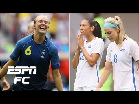 USWNT chase Sweden revenge and Sam Kerr sets her sights on Germany   ESPN FC
