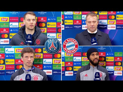 """""""We were the better team"""" - Reactions to #PSGFCB"""