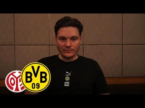 """""""Mit sechs Punkten die Saison beenden!""""   PK mit Edin Terzic   1. FSV Mainz 05 – BVB"""