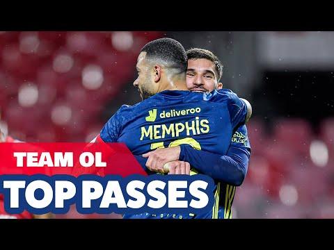 Les sept passes décisives de Memphis après 26 journées | Olympique Lyonnais