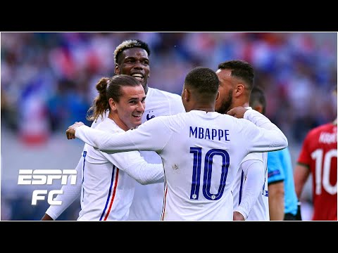 Frank Leboeuf and Ian Darke are all in on France winning Euro 2020 | ESPN FC