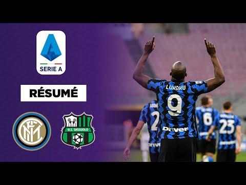 🇮🇹 Résumé - Serie A : Lukaku et Lautaro mitraillent la Serie A !