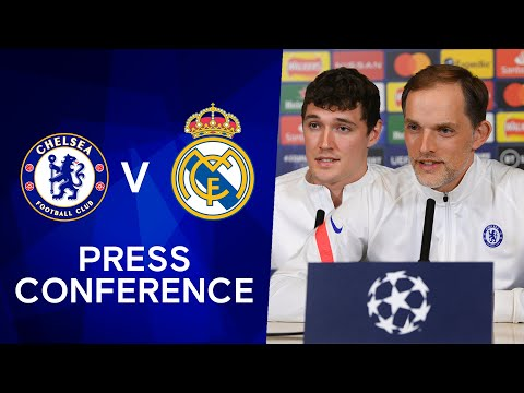 Thomas Tuchel Live Press Conference: Chelsea v Real Madrid | Champions League
